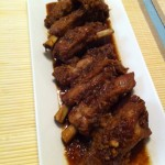 Braised Pork Spareribs
