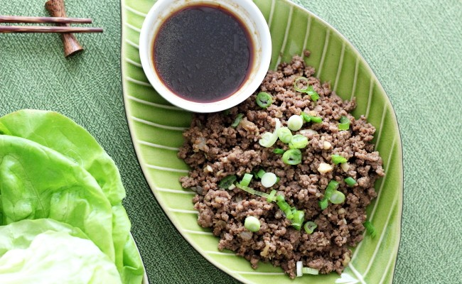 All-Protein Lettuce Wrap