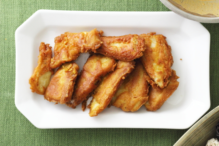 Beer batter fish for Filipino fish recipes